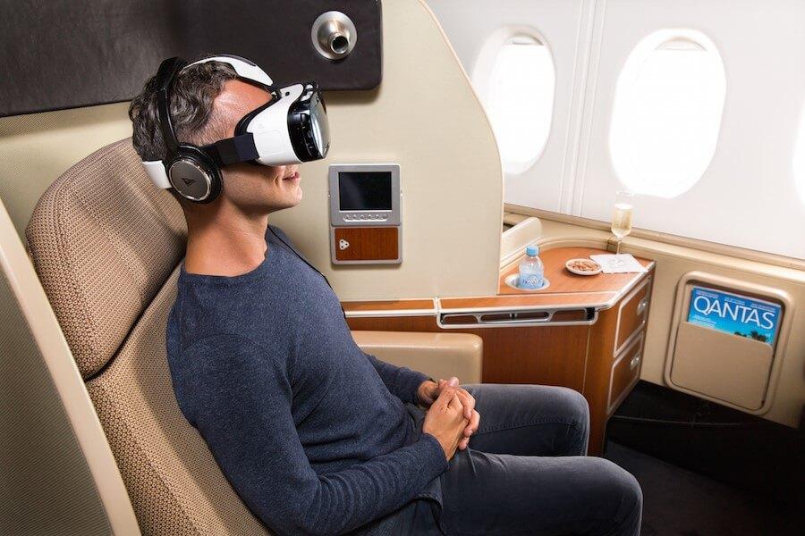 Game-changer for transportation - Qantas