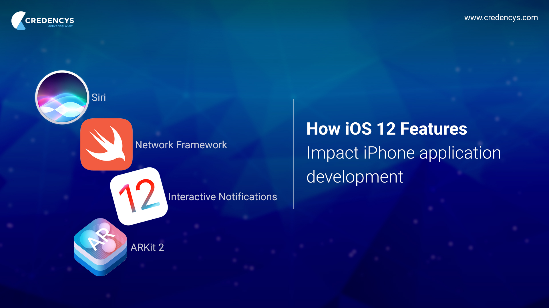 How iOS 12 Features Impact iPhone Application Development