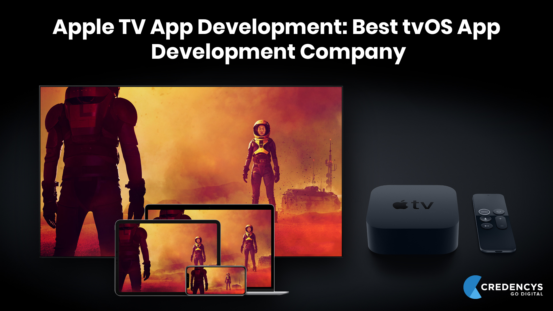 Apple TV App Development: Best tvOS App Development Company