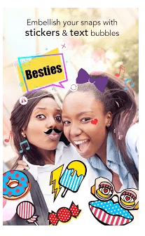 stickers YouCam Perfect Best Selfie Photo Editor Apps on Google Play