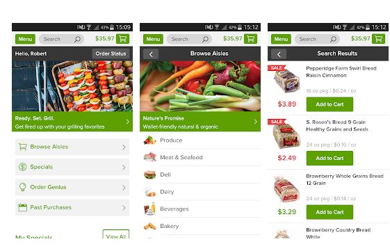 on-demand-grocery-app-Peapod