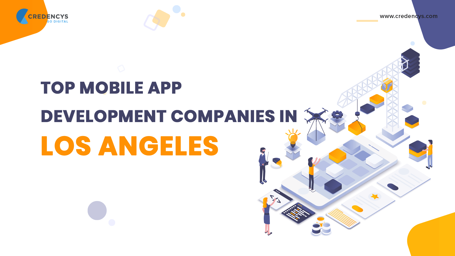Top Mobile App Development Companies in Los Angeles (2019)