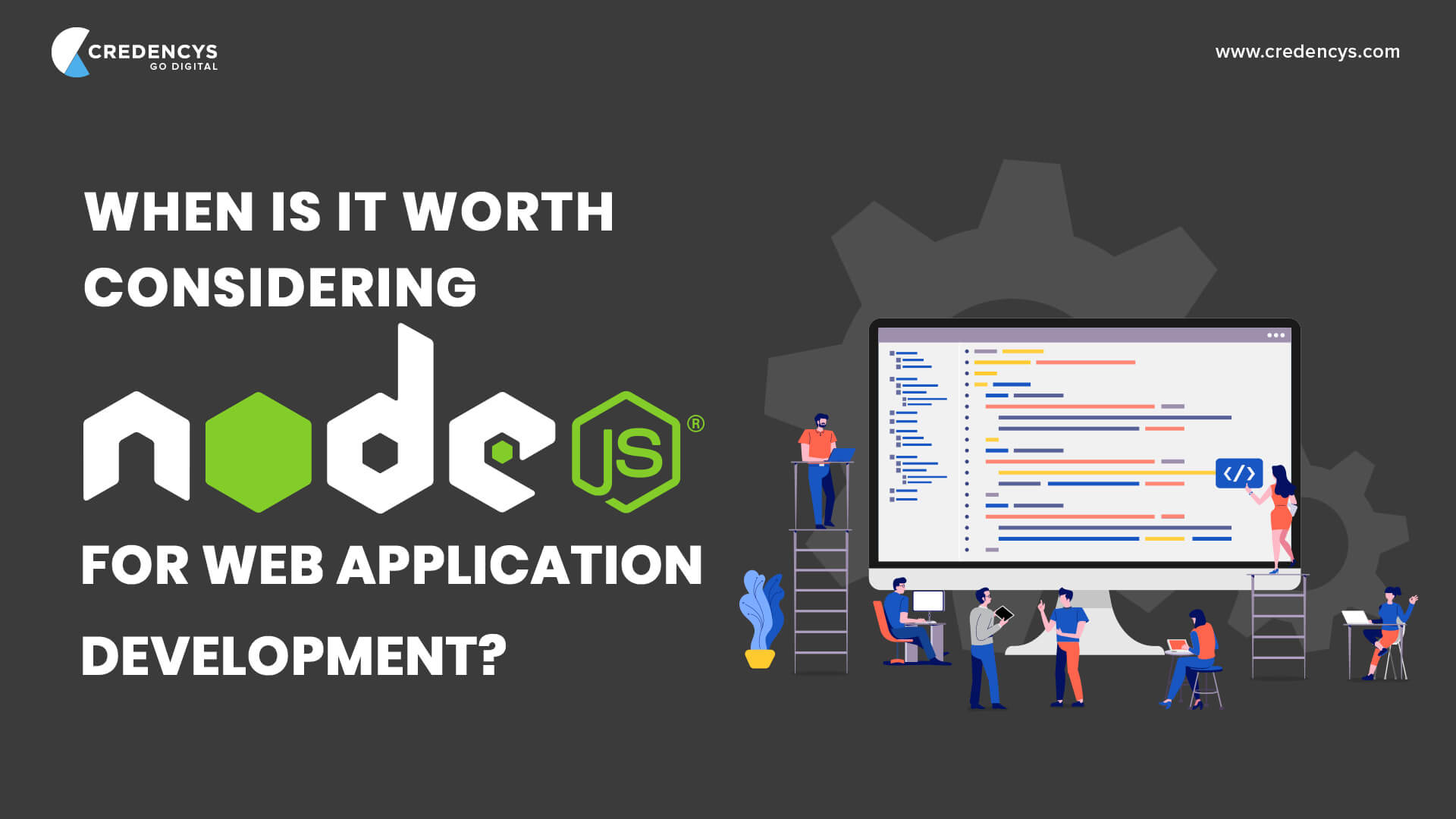 Node JS Use Cases: When Is It Worth Considering for Web App