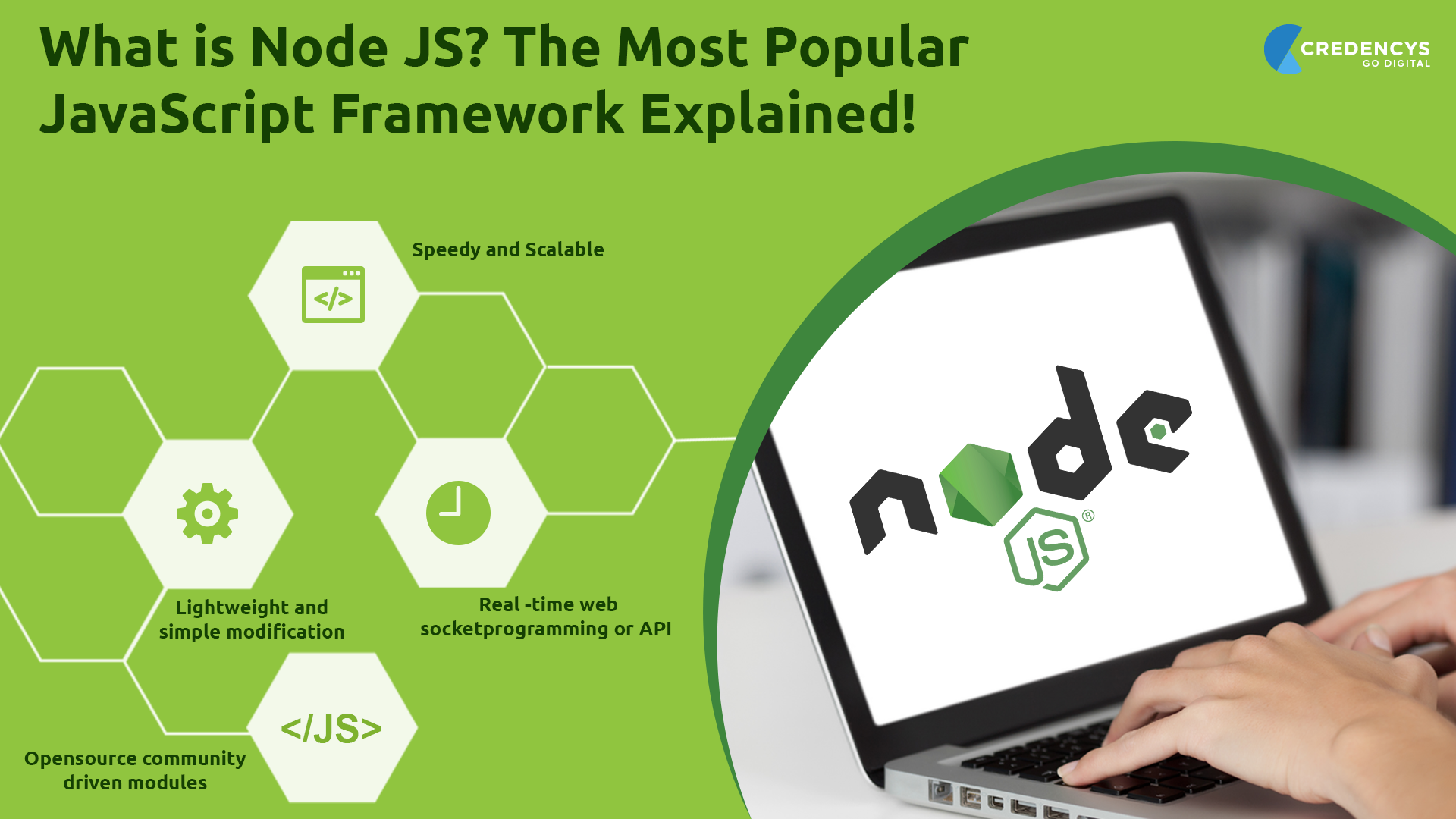 What is Node JS? The Most Popular JavaScript Framework